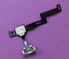 Вспышка шлейф Google Pixel 4 XL лазерный автофокус
