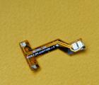 Шлейф на динамик бузер LG Aristo 2 LM-X210