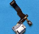Шлейф нижний LG Stylo 4 порт зарядки
