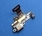 Шлейф нижний LG V35 порт зарядки USB Type-C