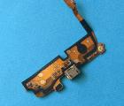 Шлейф нижний LG D410 Optimus L90 порт зарядки