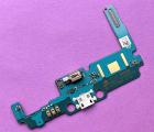 Шлейф нижний ZTE Zmax 2 порт зарядки + микрофон + вибромоторчик