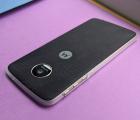 Рамка защитная Motorola Moto Z Droid совместима с Moto Mods прозрачная (А-сток) - фото 2