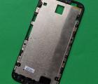 Рамка дисплея Motorola Moto X Style чёрная (B-сток) набор - фото 2