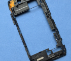 Средняя часть корпуса Motorola Droid 4 антенна сети / вспышка