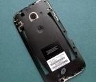 Средняя часть корпуса Motorola Moto E1