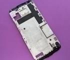 Средняя часть корпуса Motorola Moto G5s Plus магниевая