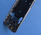 Корпус рамка боковая Motorola Moto X Style серая А-сток - фото 2