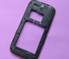 Средняя часть корпуса HTC One SV стекло камеры