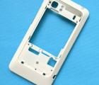 Рамка боковая HTC Vivid 4g (Raider 4g) белая B-сток антенна