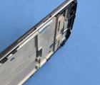 Средняя часть корпуса Motorola Moto G4 Play серая боковая рамка B-сток - фото 3