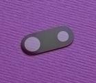 Стекло на камеру Apple iPhone 7 Plus чёрное