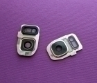 Стекло камеры Samsung Galaxy S7 gold
