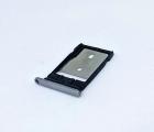 Лоток флеш карты HTC One A9 серебро