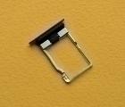 Трей для карты памяти HTC 10 Evo чёрный
