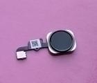 Кнопка Home Apple iPhone 6s чёрная новая