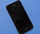 Дисплей (экран) Apple iPhone 4 cdma чёрный (B-сток)