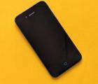 Дисплей (экран) Apple iPhone 4 GSM чёрный (A-сток)