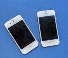 Дисплей (экран) Apple iPhone 4s белый B-сток