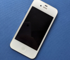 Дисплей (экран) Apple iPhone 4s белый (А-сток)