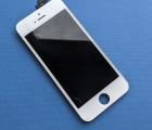 Дисплей (экран) Apple iPhone 5 оригинал белый А-сток