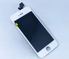 Дисплей (экран) Apple iPhone 5 белый hi-copy