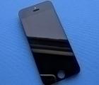 Дисплей (экран) Apple iPhone 5s (А сток) чёрный