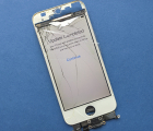 Дисплей (экран) Apple iPhone 5s оригинал биток в трещинах