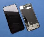 Дисплей (экран) Apple iPhone XR чёрный (A-сток)