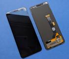Дисплей (экран) Google Pixel 3a чёрный А-сток