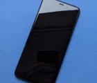 Дисплей (экран) Google Pixel 4 XL чёрный в рамке (A-сток)