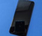 Дисплей (экран) Google Pixel 4 XL чёрный в рамке (B-сток)