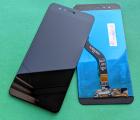 Дисплей (экран) Huawei P10 Lite чёрный новый