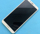Дисплей (экран) Huawei Y5 2018 белый А-сток