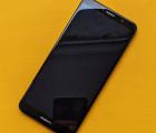 Дисплей (экран) Huawei Y6 (2018) чёрный в рамке (B-сток)