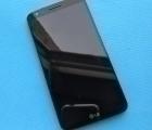 Дисплей LG G2 чёрный в рамке (с разборки)