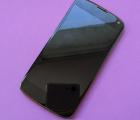Дисплей (экран) LG Google Nexus 4 чёрный B-сток