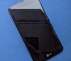Дисплей (экран) LG K7 2016 (X210, k330) А-сток чёрный в рамке