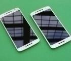 Дисплей (экран) Motorola Moto X Play / Droid Maxx 2 белый