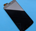 Дисплей (экран) Motorola Moto C Plus чёрный новый
