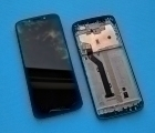 Дисплей Motorola Moto G6 Play оригинал в рамке