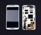 Дисплей (экран) Motorola Moto X2 белый - изображение 3