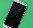 Дисплей (экран) Motorola Moto X Style белый оригинал восстановленный