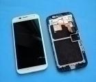 Дисплей Motorola Moto X белый