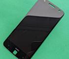 Дисплей Motorola Moto Z Droid чёрный (с дефектом)