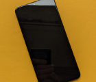 Дисплей (экран) Samsung Galaxy A10s чёрный в рамке А-сток