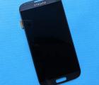 Дисплей (экран) Samsung Galaxy S4 чёрный А-сток оригинал