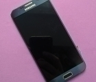 Дисплей (экран) Samsung Galaxy S6 g920f (B сток) тёмно-синий