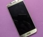 Дисплей (экран) Samsung Galaxy S6 g920v золотой С-сток