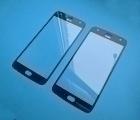 Линза (стекло) Motorola Moto X4 черная - изображение 2